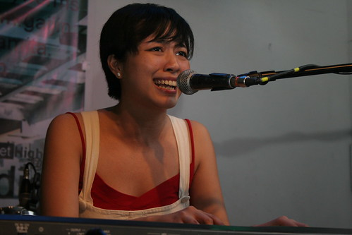 Armi at One for the Roadie 2