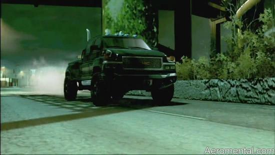 juego Transformers 2 Ironhide camioneta