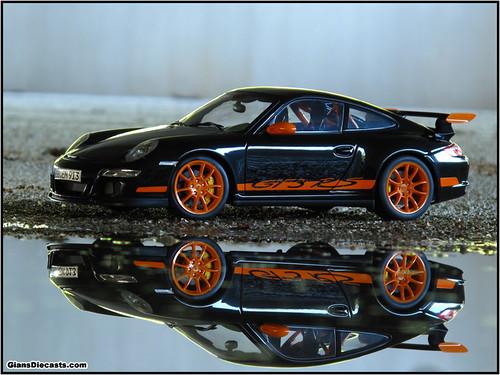 Porsche 911 GT3 RS 997 An oldie but goodie