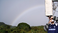 The End of the Rainbow (Diego F. G.) Tags: brazil mountain paran brasil arcoiris trekking peak plate pico serra placa montanha raibow ibitiraquire ciririca siririca