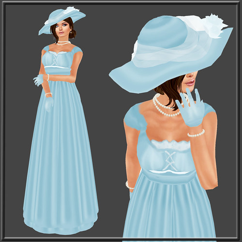 FDC Regency Jane gown from SYSY's