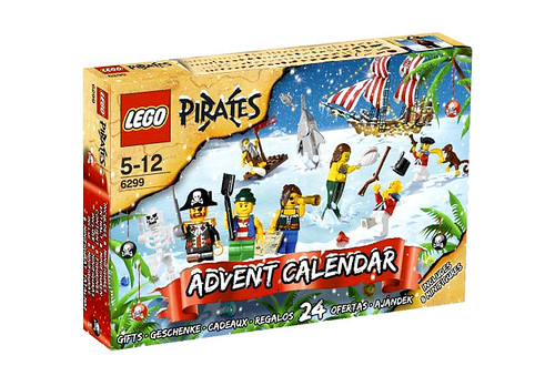 LEGO Pirate Advent Calender