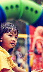 Mai Doter, Hanis (DELLipo™) Tags: portrait people favorite beauty smile photoshop happy nikon dof child bokeh explore dell portraiture dslr capture hanis 50mmf18 d80 hdellr dellipo