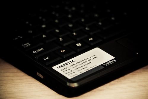 Rectron - New Gigabyte Netbooks