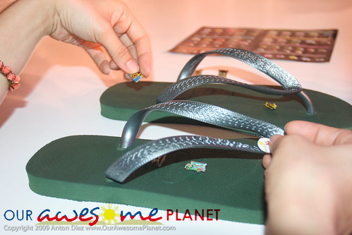 Make Your Own Havaianas 2009-14