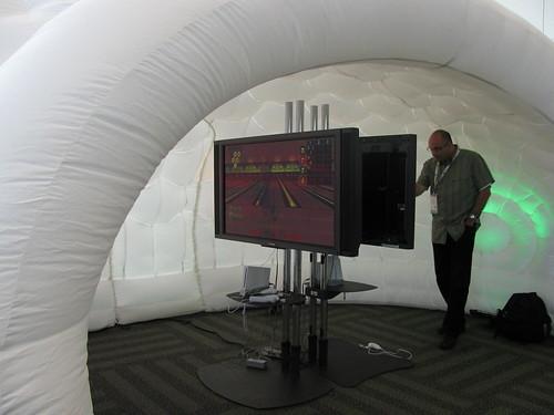 Google I/O 2009 Wii