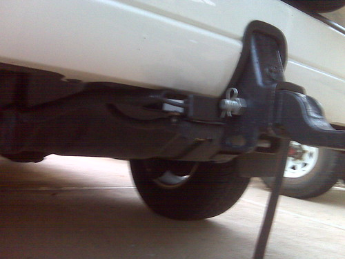 prado 150 towbar fitting instructions