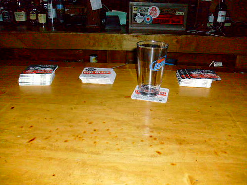 SA Coasters in Baltimore Bars