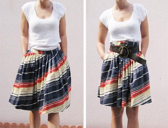 striped-full-skirt