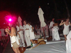 Nikki Beach White Party 2009