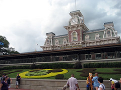 disneyworld entrance