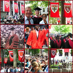 Harvard Commencement medley (Ginas Pics) Tags: people woman man boston yard student university harvard flags celebration american getty commencement harvardyard tradition harvarduniversity alumni faculty cambridgema celebrating graduates nationalgeographic ivyleague universities istockalypse travelphotography harvardcommencement goldstaraward wwwginaspicsnet commencementspeeches gettyvacation2013