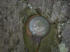 37 - Cold Mtn Marker
