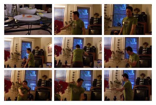 dancing victor