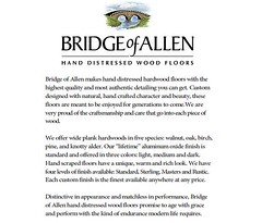 Bridge of Allen (ARCHITECTURAL MARKET) Tags: vanity dream architectural architect handcrafted woodfloors oldworld woodflooring handcarved solidwood bathroomvanity dreamhomes handscraped bathroomvanities solidwoodflooring oldworldvanity builidingproducts