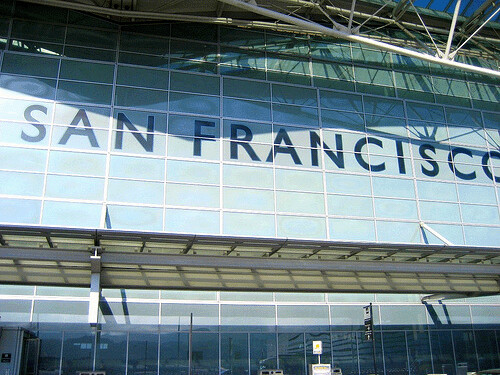 San Francisco Airport - Exterior