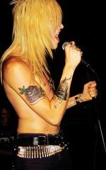 Kelli Swede (littlemissjonas28) Tags: love rock snake daisy eden triplets kelli izzy swede the of donies