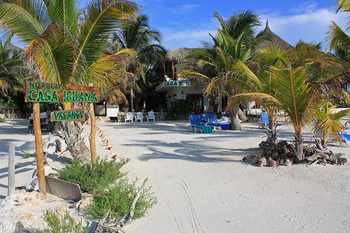 Isla Holbox, Casa Iguana - Mexico por msjameson.