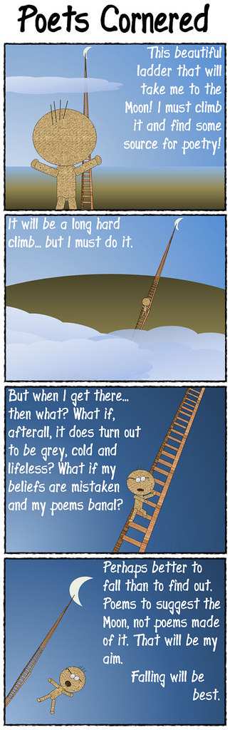 #50 - Climbing the Ladder