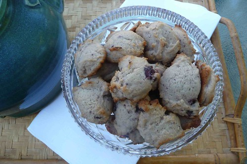 Berry Tea Cookies