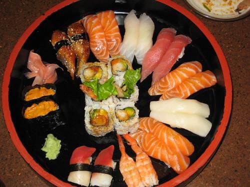26 pcs Sushi Platter