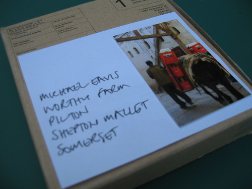 Parcel for Michael Eavis 002