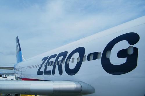 DSCF45PARIS AIR SHOW 2009 / AIRBUS A300 ZERO G / SALON DU BOURGET 2009