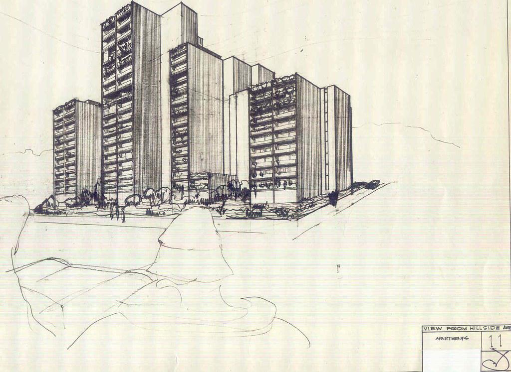 B.P. Apartment Building