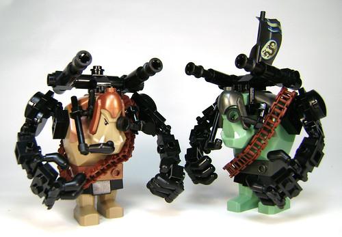 space trolls custom minifigs