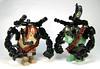 Trolls ... in ... space! (DARKspawn) Tags: castle marine lego space borg cannon soldiers troll troops cyber trolls robo robotic