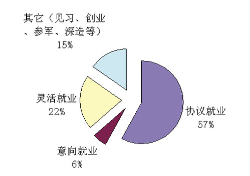 沈阳自称有7成大学毕业生找到了工作