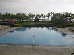 Infinity pool, Kolea, Waikoloa