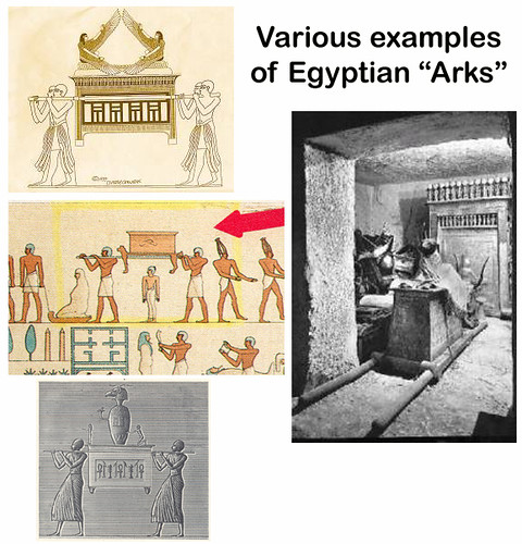 Egyptian Ark Examples