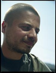 Fabrizio (mistral_mars) Tags: portrait mediumformat kodak bronica polarizer 6x45 f28 portra400vc 75mm etrs zenza skintexture zenzanon epsonv700 coppered closeuplens1