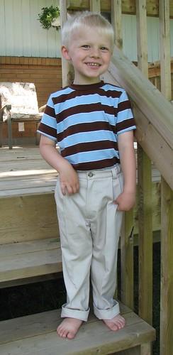 2009-07-16 Caleb's pants 001
