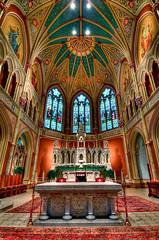 St. John The Baptist (Chuck Robinson) Tags: church georgia nikon savannah 1224mm hdr saintjohnthebaptist d300 photomatix