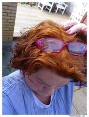 helle_nyfarvet_170510 (1) (fruNielsen (Helle Klitgaard)) Tags: spring arden maj forr rdthr frunielsen helleklitgaard lillabriller