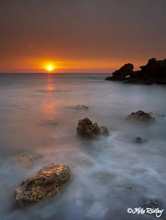 Tangerine dawn