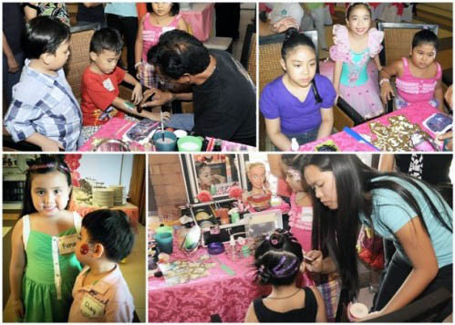 face-painting,kiddie-salon
