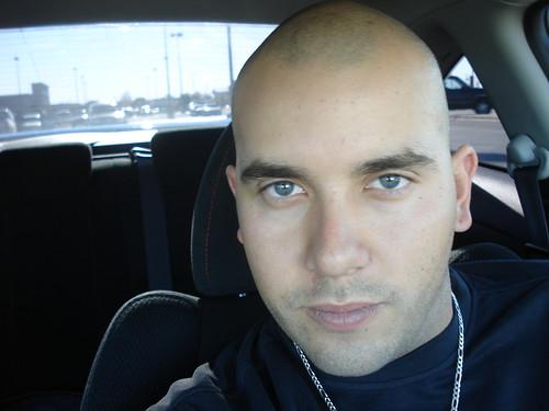 hot bald men