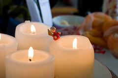Suicidal Christmas ornament