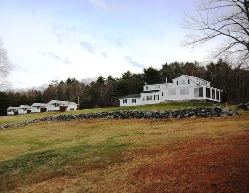 Sunset Vista Cottages, Edgecomb Maine