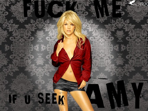 Britney Spears If you Seek Amy