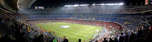 Camp Nou - F.C. Barcelona