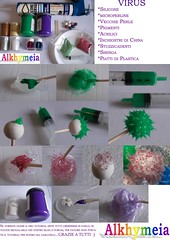 Tutorial Silicon Virus (Alkhymeia) Tags: project diy handmade jewelry howto bead handcrafted lesson silicon perla virus tutorial perle artesania tuto silicone stepbystep bijouterie hechoamano artigianato artigianale bizuteria bigiotteria pasoapaso realizzatoamano alkhymeia