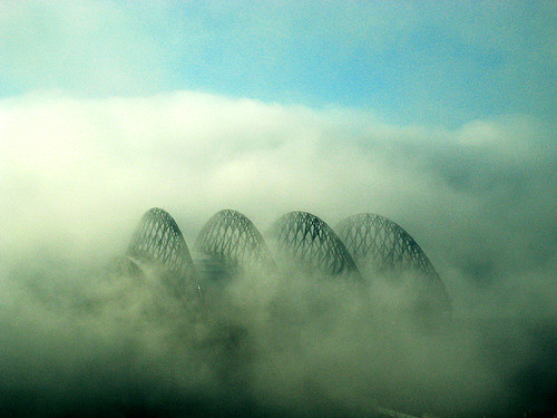 It's Been Foggy...