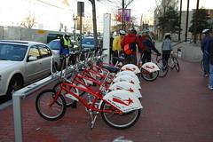 Smartbikes, DC