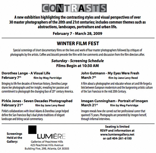 Lumiere Winter Film Fest