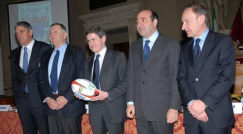 Mallett, Dondi, Alemanno, Crimi e Petrucci