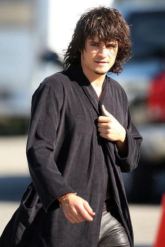 Orlando Bloom Friday 30th January